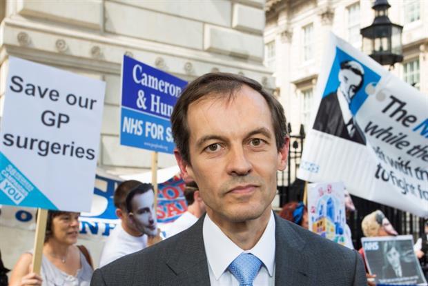Dr Richard Vautrey: pressure on GP practices