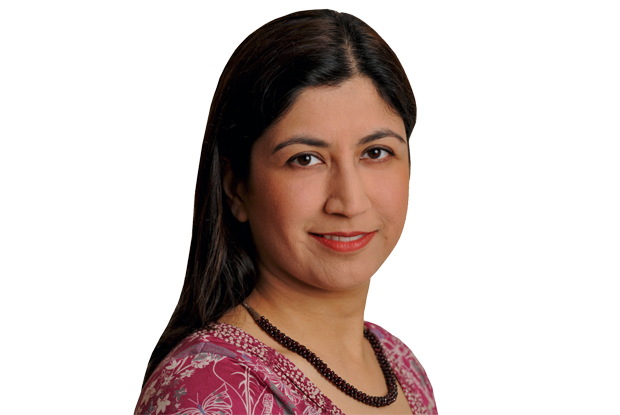 Dr Zara Aziz: Read the Christmas iPad-only edition for her festive thoughts. Pic: Mike Alsford