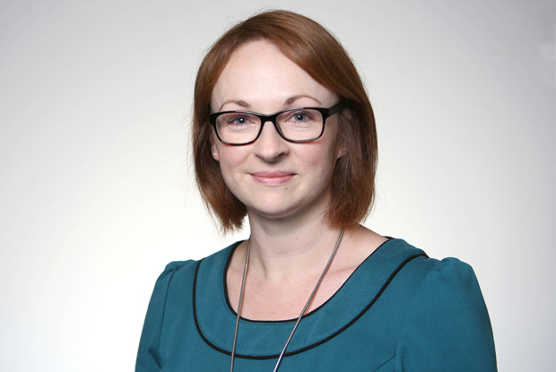 GPC sessional subcommittee chair Dr Zoe Norris (Photo: BMA)