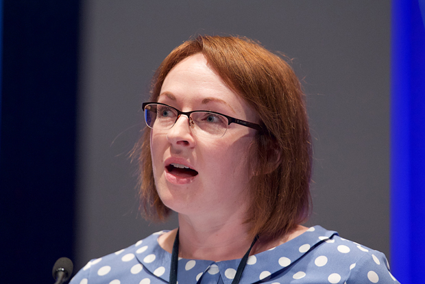 BMA sessional GP subcommittee chair Dr Zoe Norris (Photo: JH Lancy)