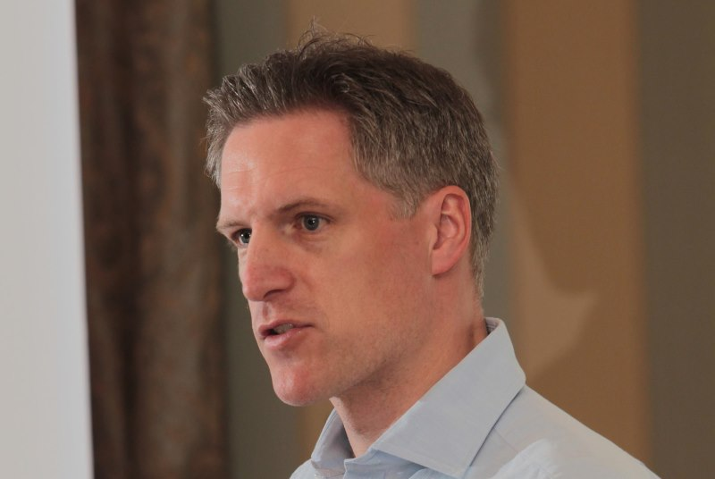 Dr Alan Stout: concern over funding cuts (Photo: BMA)