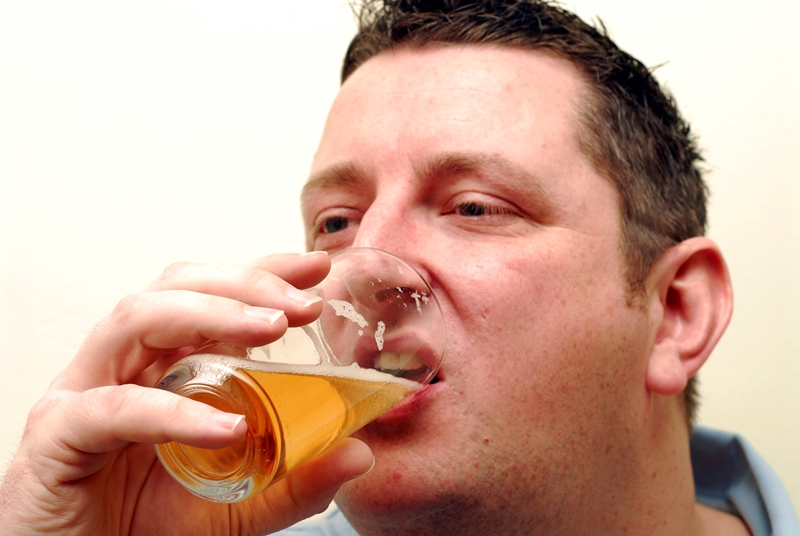 Alcohol: GPs urged to look out for heavy drinkers (Photo: JH Lancy)