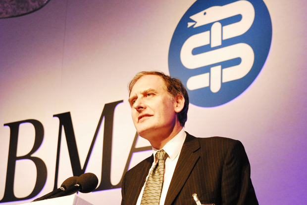 Dr Andrew Green: total opposition to BMI indicator (Photo: JH Lancy)