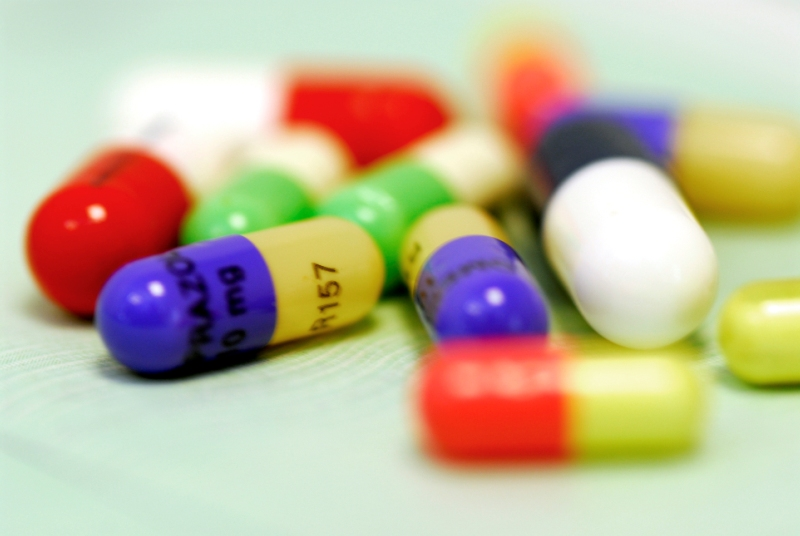 Antibiotics: GPs under huge pressure to prescribe (Photo: Jason Heath Lancy)