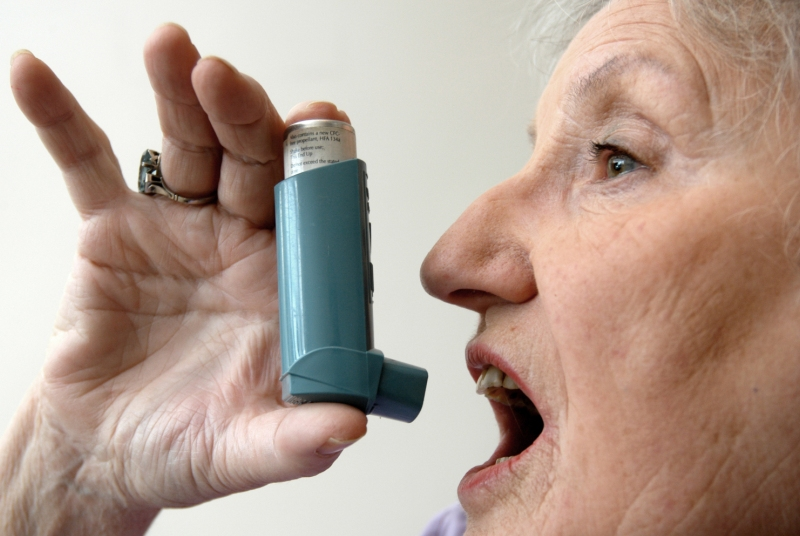 An electronic nose could help personalise asthma treatment (Photo: Jason Heath Lancy)