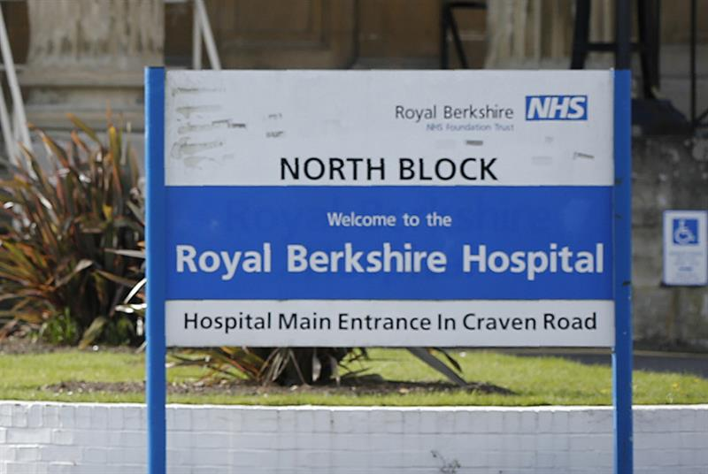 Royal Berkshire Hospital (Photo: Adrian Dennis/Getty Images)