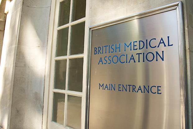 BMA headquarters, Tavistock Square (Photo: JH Lancy)