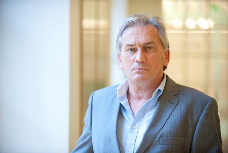 Dr Brian Balmer: infrastructure fund concerns
