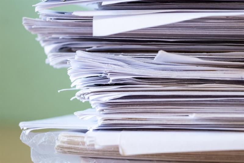 Paperwork (Photo: Jose A Bernat Bacete/Getty Images)