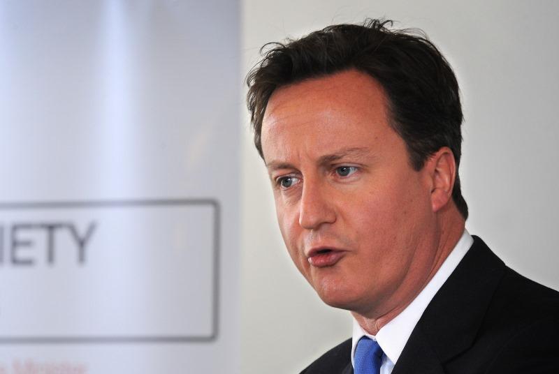David Cameron: seven-day NHS plans (Photo: David Devin)