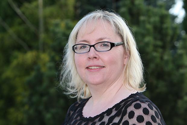 GPC Wales chair Dr Charlotte Jones