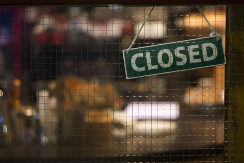 Practice closures (Photo: Chris McLoughlin/Getty Images)