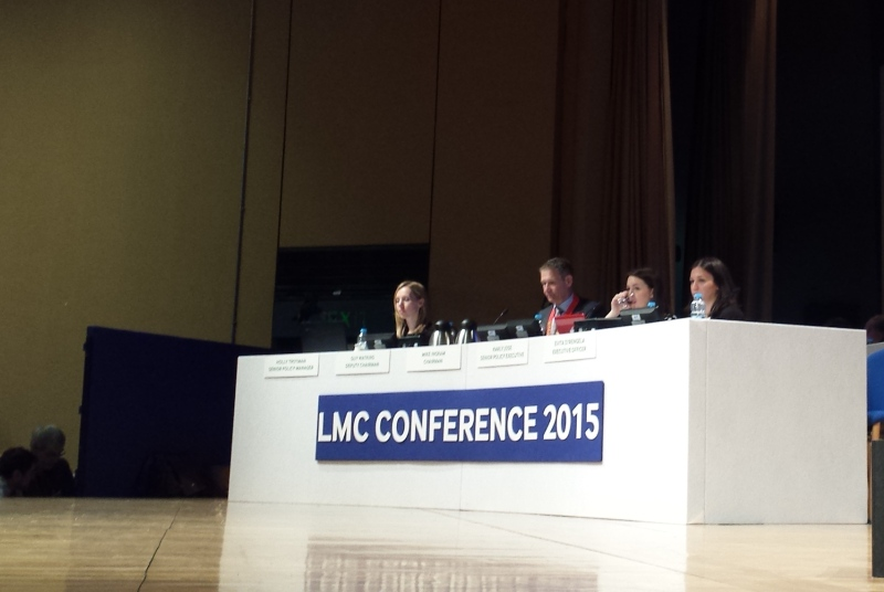 LMC conference: GPs called for end of CQC