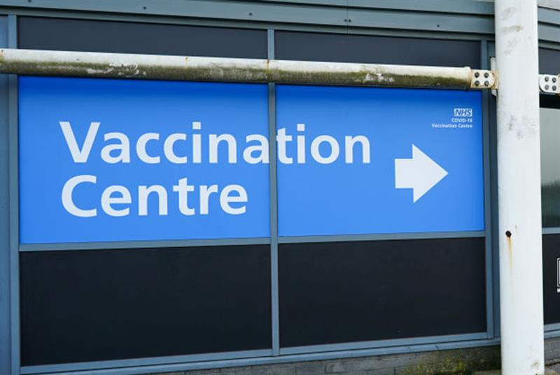 Vaccination sites (Photo: Ian Forsyth/Getty Images)