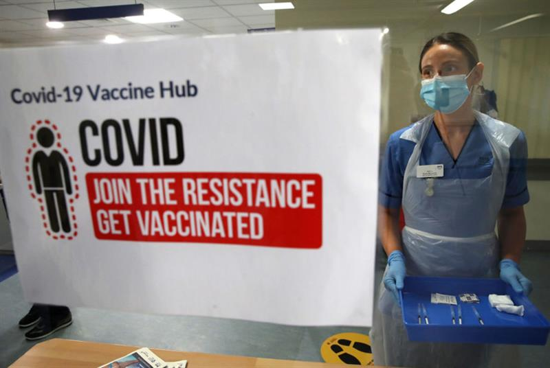 COVID-19 vaccine sites (Photo: Getty Images)