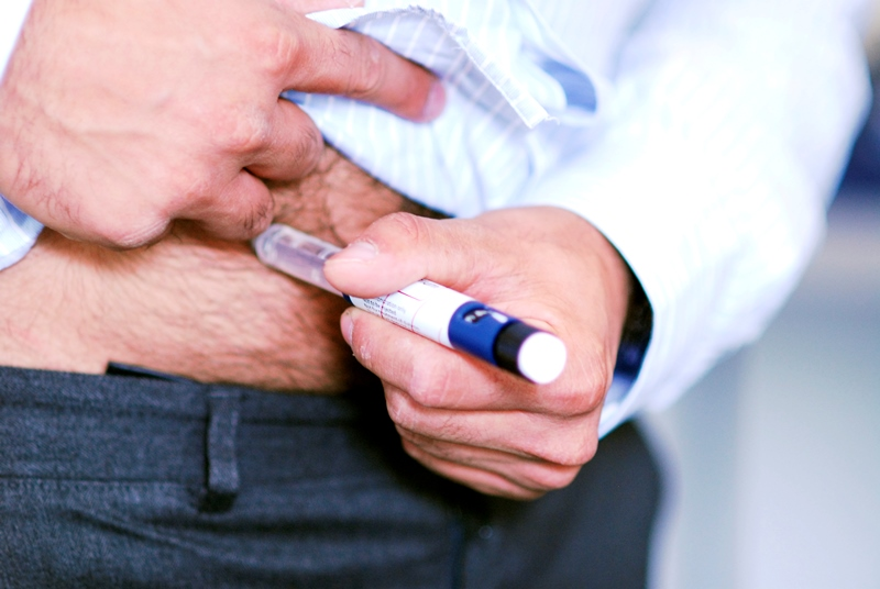 Diabetes: GPs urged to encourage self care (Photo: Jason Heath Lancy)