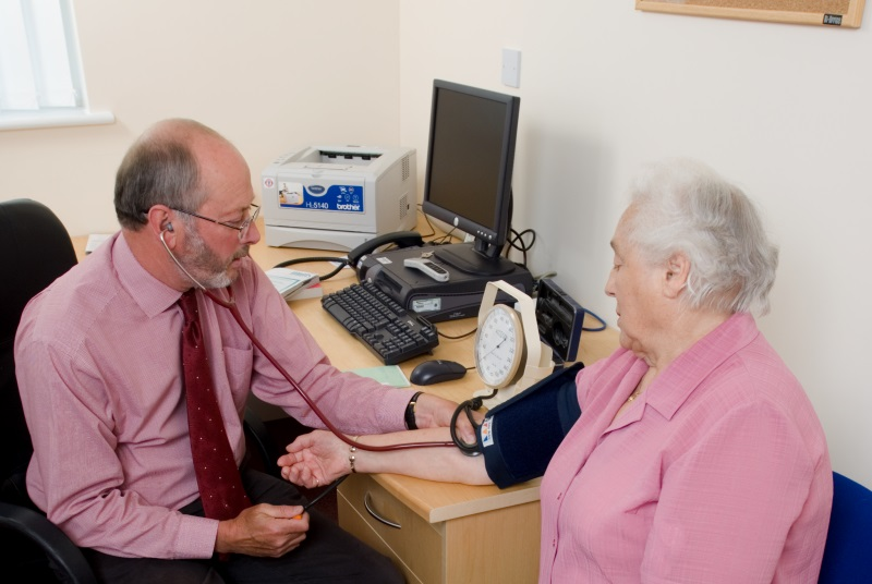 Treatment: NICE advice questioned for frail elderly patients (Photo: Jim Varney)