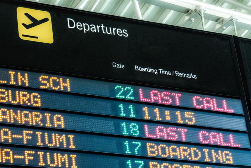Departures: GPs asked to provide letter for cancelled holidays (Photo: Stuart Gleave/Getty Images)