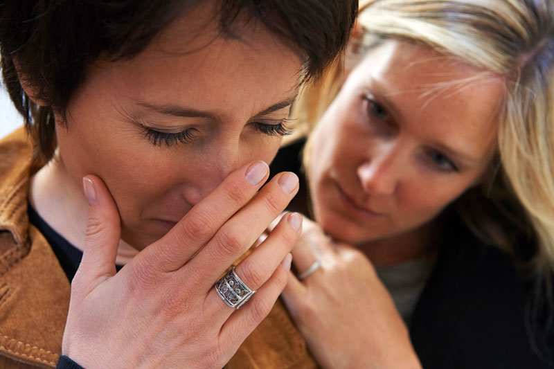 Women are twice as likely as men to develop anxiety disorders (Photo: SPL)