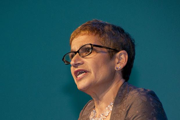 Professor Clare Gerada (Photo: Pete Hill)