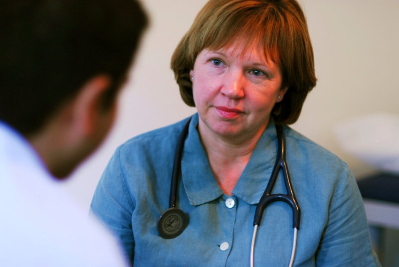 NICE guidance seeks to involve AF patients more in their care (photo: Jason Heath Lancy)