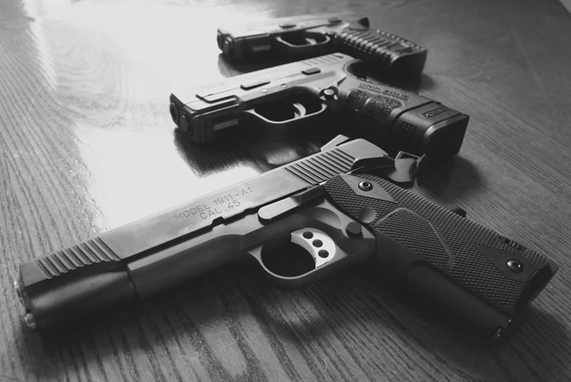 Gun licensing role for GPs (Photo: Emily Fennick/EyeEm/Getty Images)