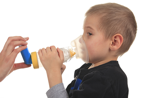 Image result for asthma in children