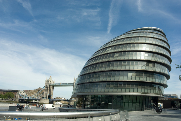 London's City Hall (Photo: iStock)