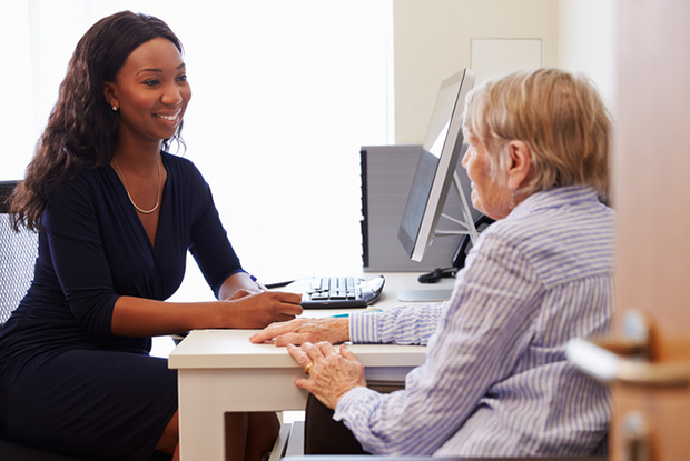 Social prescribing allows GPs to refer patients to non-clinical services (Picture: iStock.com/monkeybusinessimages)