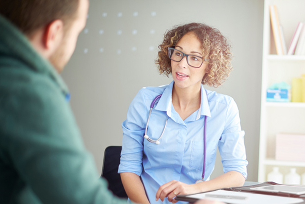 Try to understand why the patient is reluctant to attend for monitoring (Photo: iStock.com/sturti)