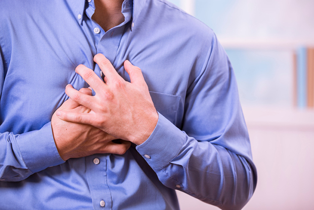 Coronary artery stenosis: a possible cause of chest pain