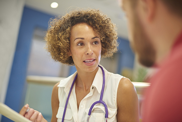 GPs should seek to make a shared care decision with patients (Photo: iStock)