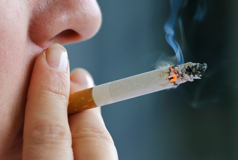 Smoking: plain packaging linked to sharp drop in Australian smokers (Photo: iStock)