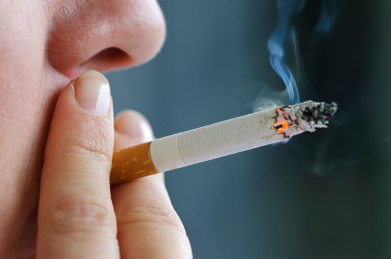 Smoking status must be assessed in any patient with a hoarse voice (ISTOCK)