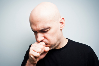 Four in 10 patients incorrectly believe antibiotics can help a cough that produces green phlegm (Photo: iStock)