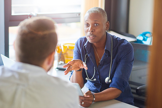 The consultant primary care physician would not see patients with undifferentiated illness
