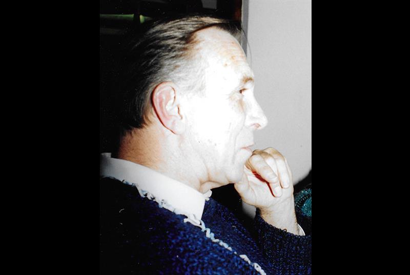 Dr John Preece (Photo: Dr Preece's family)