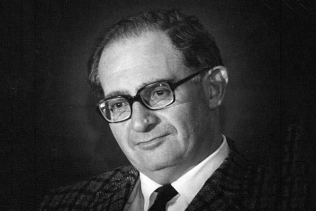 Dr John Fry (Photo: RCGP Archives)
