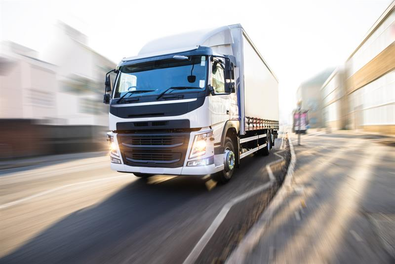 Road freight disrupted (Photo: Risto Arnaudov/Getty Images)