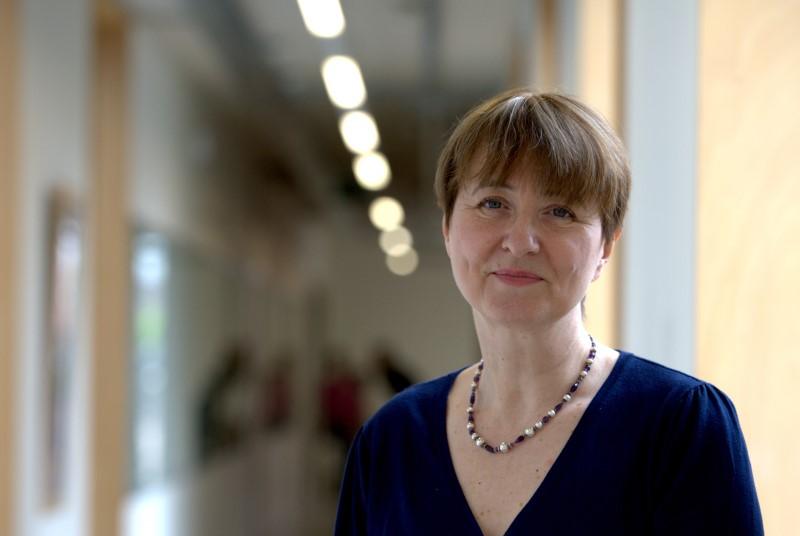 Dr Louise Irvine: challenge to Jeremy Hunt (Photo: JH Lancy)