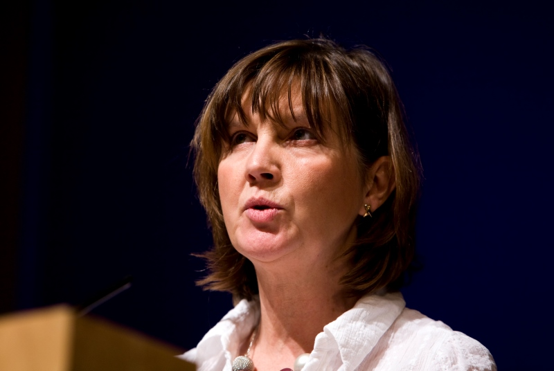 Dr Mary Church: warning over rethink on funding formula (Photo: Wilde Fry)