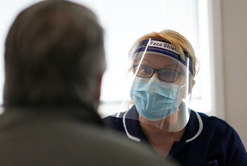 Primary care under COVID-19 pressure (Photo: Ian Forsyth/Getty Images)