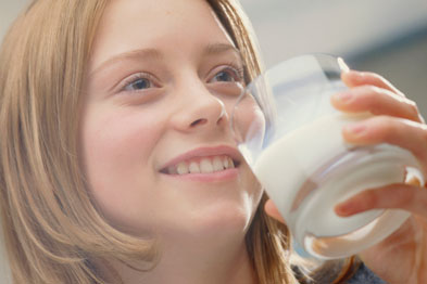 Excess milk intake can inhibit iron absorption and cause anaemia