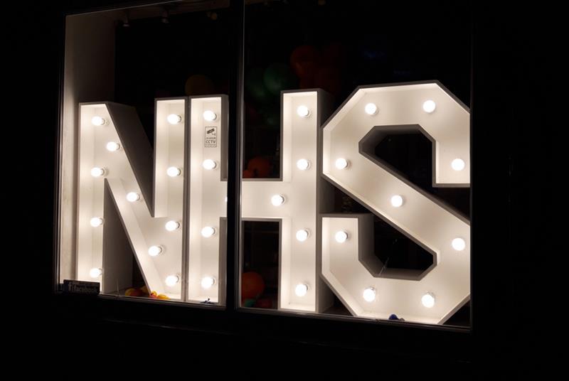 NHS under pressure (Photo: Kathy Tomlinson/Getty Images)
