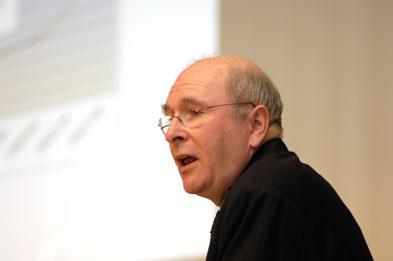GMC chief executive Niall Dickson: elderly care definition