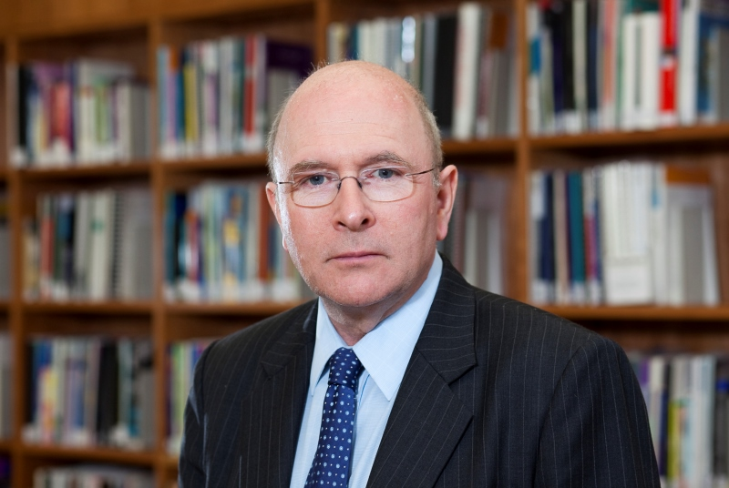 GMC chief executive Niall Dickson: milestone for patient safety