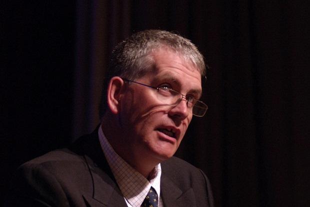Partnership review chair Dr Nigel Watson