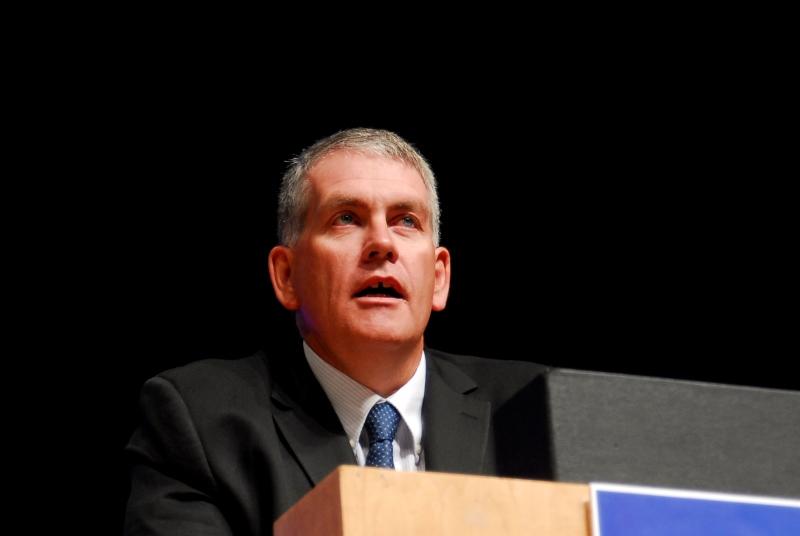 Dr Nigel Watson: warning over future GP workforce (Photo: JH Lancy)