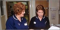 Fewer nurse jobs