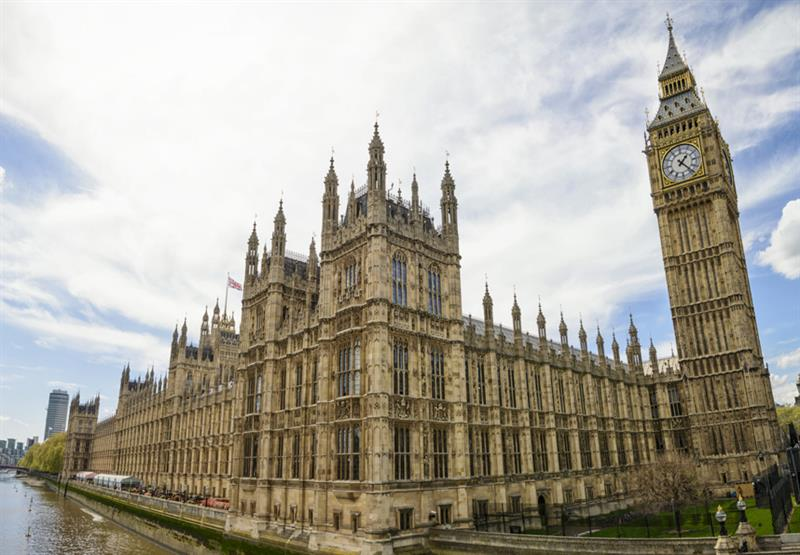 Houses of parliament (Photo: George Clerk/Getty Images)